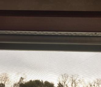 施工前の窓
