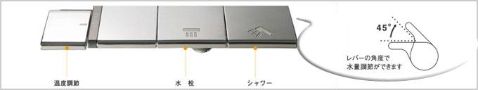 Panasonic電工ライトタッチ水栓