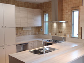 キッチン拡張