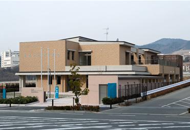 茨木市立彩都西コミュニティセンター新築工事