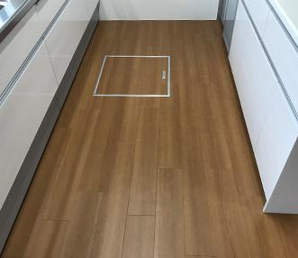 キッチン床