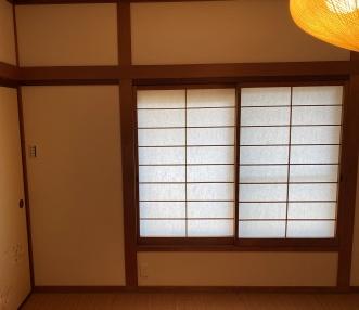 施工後の2階和室