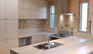 キッチンハウス製オーダーキッチン