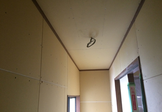 2F廊下天井